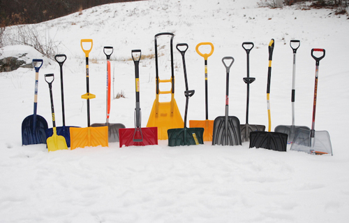 snow shovels copy