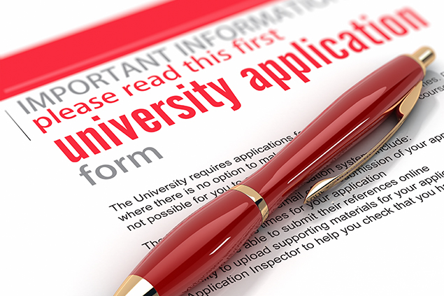 universtiy application2